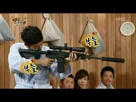 [cut] 130207 Happy Together 3 - Dujun With Sniper