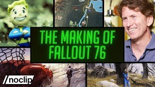 VIDEO: THE MAKING OF FALLOUT 76 – Noclip Documentary
