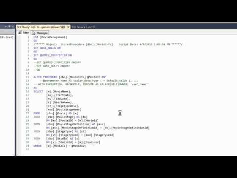 SQL Prompt Tips - #9 Add remove square brackets (видео)