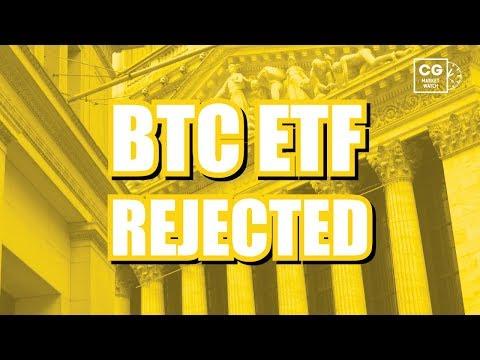 CG MarketWatch | Winklevoss ETF Rejected Again video