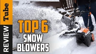 6. ✅Snow Blower: Best Snow Blowers 2019 (Buying Guide)