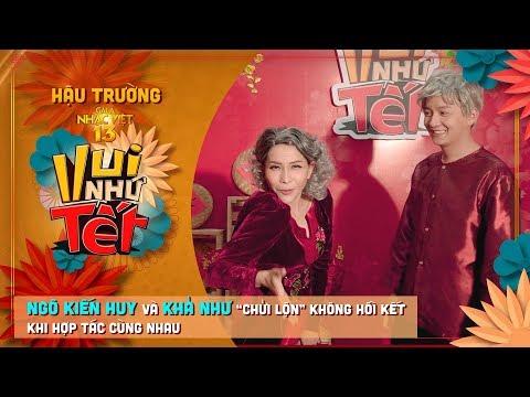 """Khả Như và Ngô Kiến Huy """"chửi lộn"""" không hồi kết khi hợp tác cùng nhau   Gala Nhạc Việt 13 - Thời lượng: 5 phút và 48 giây."""