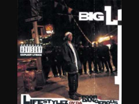 Big L- Street Struck WITH LYRICS
