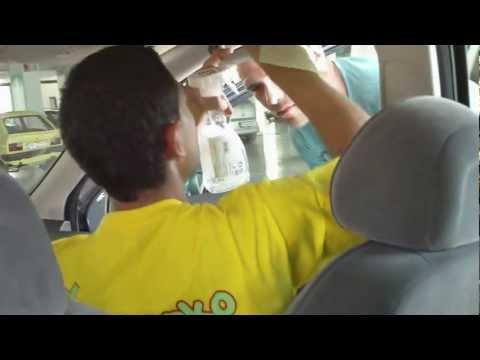 tapaciranje automobila - Rucna obrada neba automobila u auto perionici