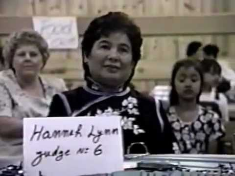 KitoIowa Miss Asian American 1998 08 Judges
