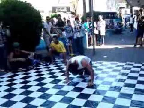 Dança de rua Formiga MG
