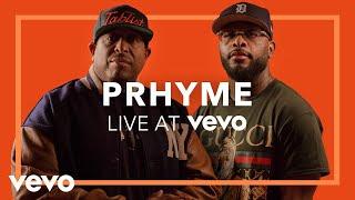 PRhyme - Streets at Night (Live at Vevo)
