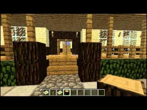 Minecraft TOP 5 Casas Bajo El Agua! Con Bean3r y Coto!