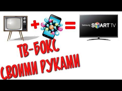 ТВ приставка из старого телефона (HDMI2AV) Convert your mobile screen into TV screen