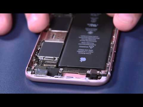 Official iPhone 6s Display Assembly Replacement Guide - iCracked.com (видео)