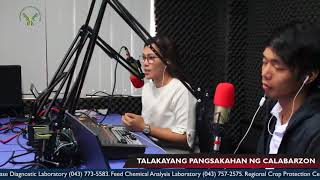 Episode 8 with Agriculturist II Jun De Lima Villarante of Regulatory Division