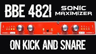 Video BBE 482i Sonic Maximizer On Kick And Snare (Used at Blackbird Studio) MP3, 3GP, MP4, WEBM, AVI, FLV November 2018