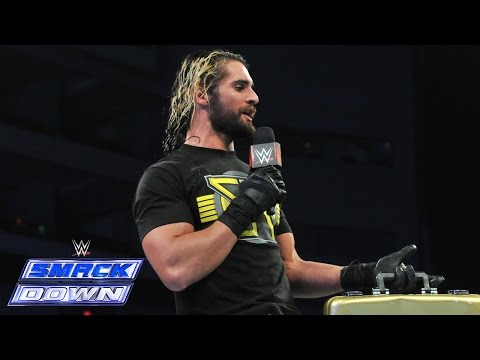 days - Chaos erupts between Dean Ambrose and Seth Rollins just days before they meet inside Hell in a Cell. See FULL episodes of SmackDown on WWE NETWORK: http://bit.ly/1yiBxts Don't forget to...