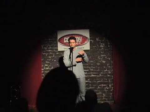 Bret Anthony at Comedy Union