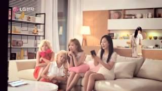 Video [130607]  SNSD LG시네마3D Smart TV 30A CF 1 MP3, 3GP, MP4, WEBM, AVI, FLV April 2018