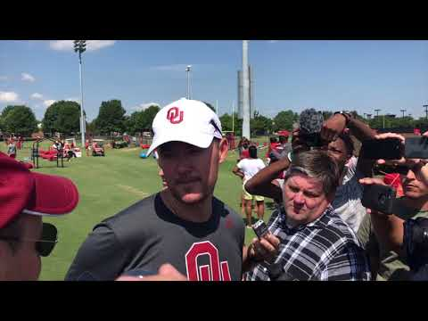 OU Update: Coach Riley talks with media after Friday practice