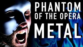 Jonathan Young's metal cover of Phantom of the Opera's overture ft. Malinda Kathleen Reese ▻DOWNLOAD NOW: ▻ITunes:...