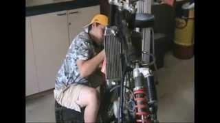 9. KTM 85SX - Shop Maintenance