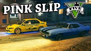 Nonton GTA V - 2 Fast 2 Furious Pink slip race Scene Film Subtitle Indonesia Streaming Movie Download