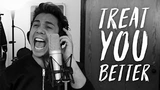Shawn Mendes - Treat You Better (Cover by Beside the Bridge)
