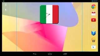 Italy Clock YouTube video