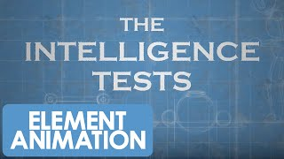 THE INTELLIGENCE TESTS - BATCH 01