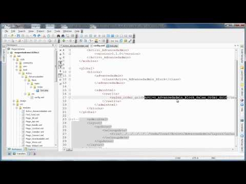 Introduction to Magento Extension (Video)