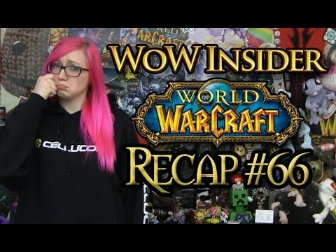 News - WoW Insider Weekly Recap for Nov 26, 2013 What I talked about today ---------------------------------- Warcraft Movie Delayed: http://wow.joystiq.com/2013/11...