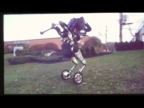 Latest Robot From Boston Dynamics