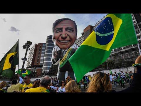Brasilien: Wahlen - auch ein Rechtsruck möglich?