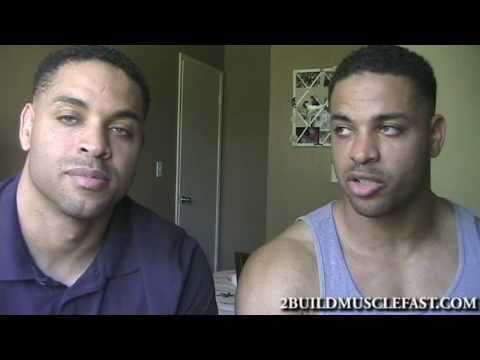 Bodybuilding Tip: How to Get Bigger Arms @hodgetwins