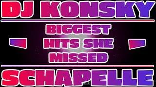 Dj Konsky   Schapelle  Biggest Hits She Missed    2005 2013 Mega Mix