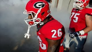 Malcolm Mitchell 2015 Highlights