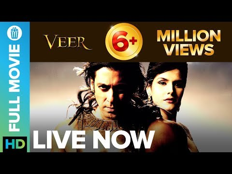 Veer | Full Movie LIVE on Eros Now | Salman Khan, Zarine Khan, Sohail Khan, Jackie Shroff, Mithun Da