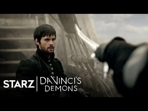 Da Vinci's Demons 2.03 Clip