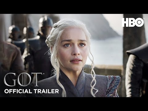 Game of Thrones Season 7 The First Official Trailer is