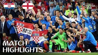 Video Croatia v England - 2018 FIFA World Cup Russia™ - Match 62 MP3, 3GP, MP4, WEBM, AVI, FLV Juli 2018