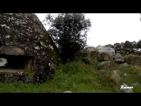 Bunkers  de la guerra civil española  en Navalagamella (Madrid)