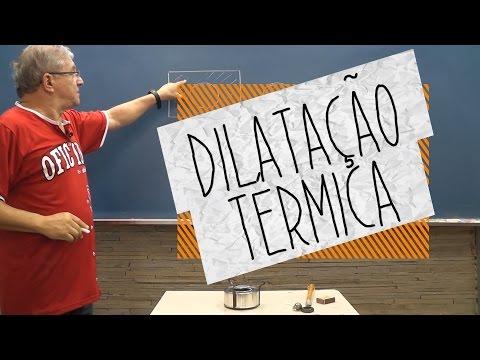 Dica de física - Dilatação térmica