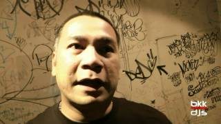Interview With DJ Dragon - Homebass Communication Dubway Part 1 of 2 Bangkok Thailand