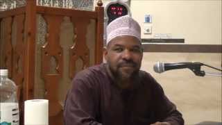 The Foundations of the Sunnah   Lesson 6   Abu Usamah at Thahabi   HD