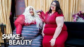 Otworzyła salon piękności dla kobiet plus size… po tym jak zmiażdżyła krzesło fryzjerowi.