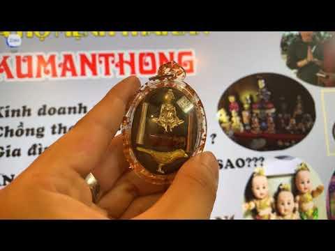 Bùa yêu và dầu phép yêu quyến rũ Thái Lan