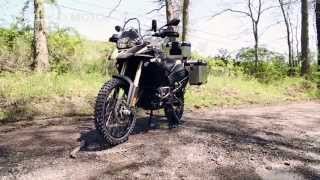 4. Outland Moto - 2014 BMW F800GS Adventure Ride and Review
