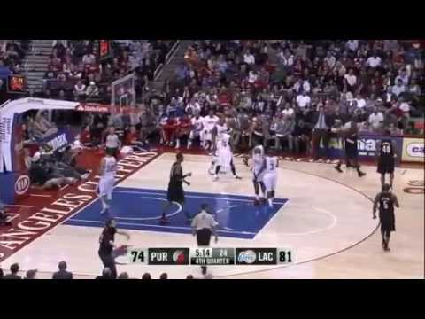 Jamal Crawford And One against the Clippers