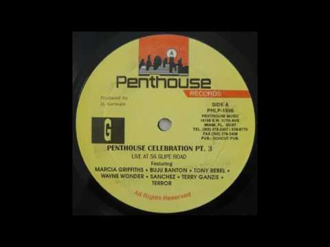 Penthouse Celebration Live Pt 3 ★1992★  Wayne Wonder,Buju,Terry Ganzie,Terror Fabulous,Sanchez+more