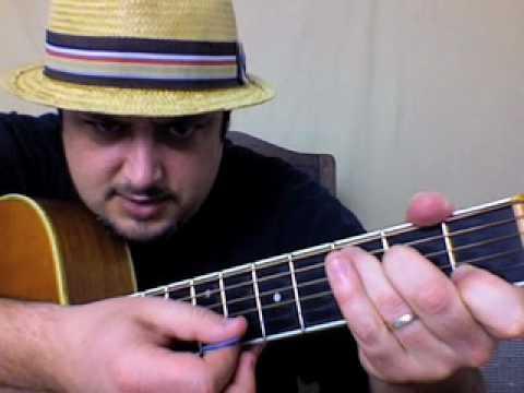 Beatles - Let it Be - Super Easy Beginner Guitar Lessons - Easy Songs on Acoustic Guitar