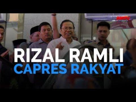 Rizal Ramli Capres Rakyat