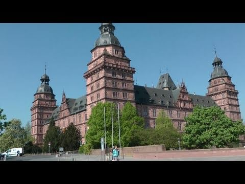 Aschaffenburg - Aschaffenburg lies in the north-west of Bavaria, on the river Main, and is famous for its palace and a pair of buttocks. Music by: http://audionautix.com htt...