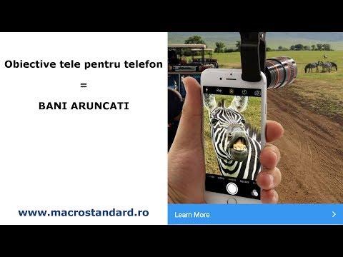 Nu dati banii pe orice obiective de conversie tele pentru telefon!